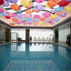 Отель Aurum International Hotel Xi'an Китай, Сиань - отзывы, цены и фото номеров - забронировать отель Aurum International Hotel Xi'an онлайн бассейн