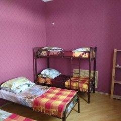 Хостел Кутузова 30 Кровать в общем номере с двухъярусной кроватью фото 16