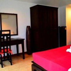 Отель Happy Elephant Resort 3* Номер Делюкс с двуспальной кроватью фото 10
