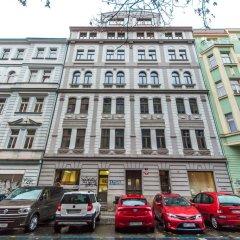 Апартаменты Family Apartments Прага парковка