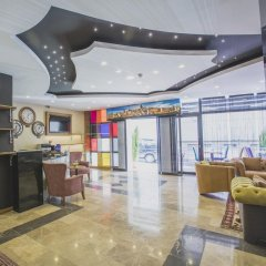 Express Inci Airport Hotel интерьер отеля фото 3