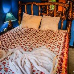 Hotel Cuna Maya Копан-Руинас комната для гостей фото 4