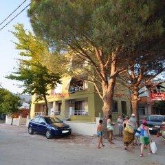 Отель Aycan Otel Erdek Мармара парковка