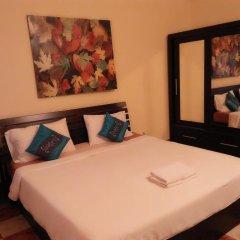 Patong Peace Hostel комната для гостей фото 5