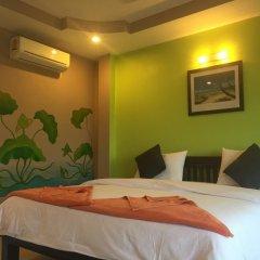 Baan Suan Ta Hotel 2* Улучшенный номер с различными типами кроватей фото 19