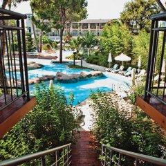 Cornelia De Luxe Resort 5* Полулюкс с двуспальной кроватью фото 3