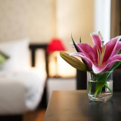 Serenity Villa Hotel 3* Стандартный номер с различными типами кроватей фото 5