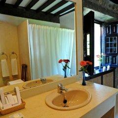 Отель San Román de Escalante 4* Стандартный номер с различными типами кроватей фото 15