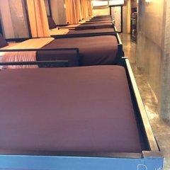 The Alley Hostel & Bistro Кровать в общем номере с двухъярусной кроватью фото 3