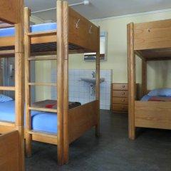City Backpacker / Hotel Biber Кровать в общем номере фото 4