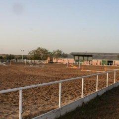 Layos Hostel - Camp парковка