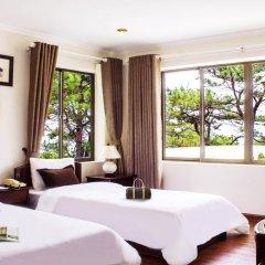 Saigon Halong Hotel 4* Улучшенная вилла с различными типами кроватей фото 13