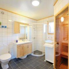 Отель Voss Resort Bavallstunet 3* Коттедж с различными типами кроватей фото 3