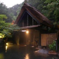 Отель Kurokawa Onsen Oku no Yu Минамиогуни бассейн фото 2