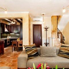 Отель Villa Pefkohori Греция, Пефкохори - отзывы, цены и фото номеров - забронировать отель Villa Pefkohori онлайн комната для гостей фото 5