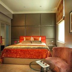 Отель Radisson Blu Edwardian Sussex 4* Номер Делюкс с различными типами кроватей фото 5