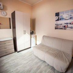Гостиница Ласточкино гнездо Студия Эконом с разными типами кроватей фото 7