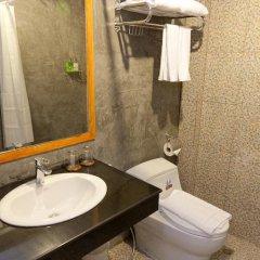 Отель Chaphone Guesthouse 2* Улучшенный номер с разными типами кроватей фото 14
