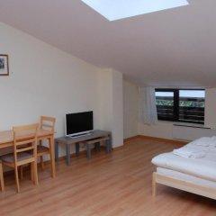 Апартаменты Elit Pamporovo Apartments Семейная студия с двуспальной кроватью фото 2