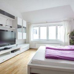 Отель Sweet Living Tiefer Graben Вена комната для гостей