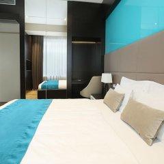 Отель Maccani Luxury Suites 4* Представительский люкс с различными типами кроватей фото 22