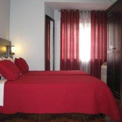 Отель Residencial Faria Guimarães Стандартный номер разные типы кроватей фото 9