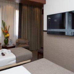 Отель Abba Balmoral 4* Стандартный номер с двуспальной кроватью фото 8