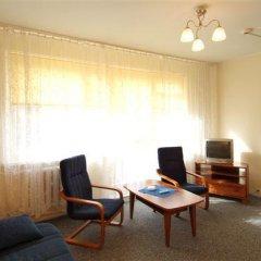 Отель Akademicki Dom Marynarza Стандартный номер с различными типами кроватей фото 10