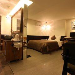 Отель Sky The Classic Южная Корея, Сеул - отзывы, цены и фото номеров - забронировать отель Sky The Classic онлайн комната для гостей фото 4