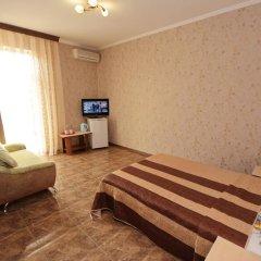 Гостиница Селини Стандартный номер двуспальная кровать фото 15