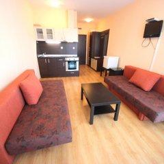 Апартаменты Menada Luxor Apartments Студия с различными типами кроватей фото 5