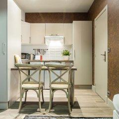 Отель Azur City Home Улучшенная студия с различными типами кроватей фото 5