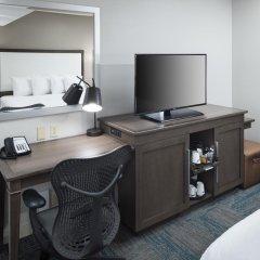 Отель Hampton Inn Gateway Arch Downtown 3* Стандартный номер с двуспальной кроватью фото 4