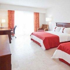 Отель Gamma de Fiesta Inn Plaza Ixtapa 3* Улучшенный номер с различными типами кроватей фото 3