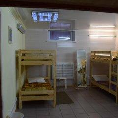 Хостел Маня Кровать в общем номере с двухъярусной кроватью фото 15
