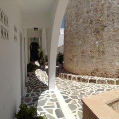 Hotel Milos 3* Улучшенный номер с различными типами кроватей фото 12