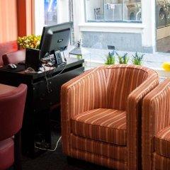 Hotel Continental Amsterdam Амстердам интерьер отеля фото 3