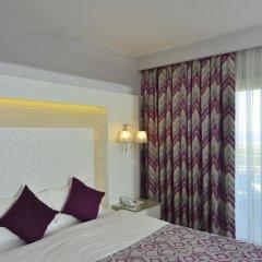 Sunmelia Beach Resort Hotel & Spa Турция, Чолакли - 3 отзыва об отеле, цены и фото номеров - забронировать отель Sunmelia Beach Resort Hotel & Spa - All Inclusive онлайн комната для гостей фото 3