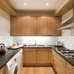 Отель COMO Metropolitan London 5* Апартаменты с различными типами кроватей фото 7