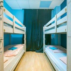 Хостел Hello Кровать в общем номере с двухъярусной кроватью фото 6