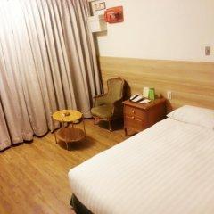 Itaewon Crown hotel 3* Стандартный номер с двуспальной кроватью фото 2