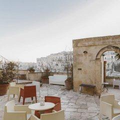 Отель SASSI Матера гостиничный бар
