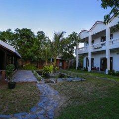 Отель An Bang Garden House Вилла Делюкс с различными типами кроватей фото 10