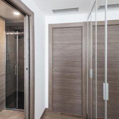 Отель Suite Home Sardinero 3* Улучшенный номер с различными типами кроватей фото 13