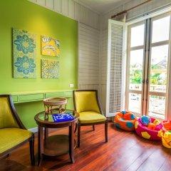 Отель Manathai Koh Samui 4* Семейный люкс с двуспальной кроватью фото 5