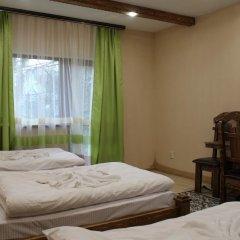 Гостиница Горянин Номер Делюкс с различными типами кроватей фото 6