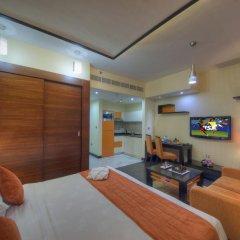 Marina View Deluxe Hotel Apartment 5* Студия с различными типами кроватей фото 3