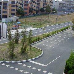 Отель DELFIN Apart Complex Болгария, Свети Влас - отзывы, цены и фото номеров - забронировать отель DELFIN Apart Complex онлайн парковка