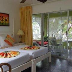 Hibiscus Lodge Hotel 3* Номер Делюкс с различными типами кроватей фото 12