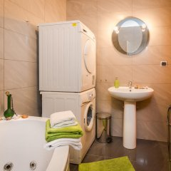 Отель LeoApart Апартаменты с различными типами кроватей фото 2
